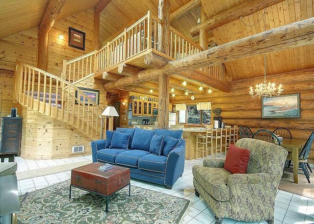 Houten huis bouwen houtstapelbouw interieur architecture