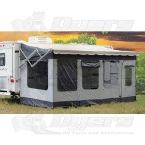 Carefree 20 21 Vacation R Screen Room Camping Camper Living Trailer Living