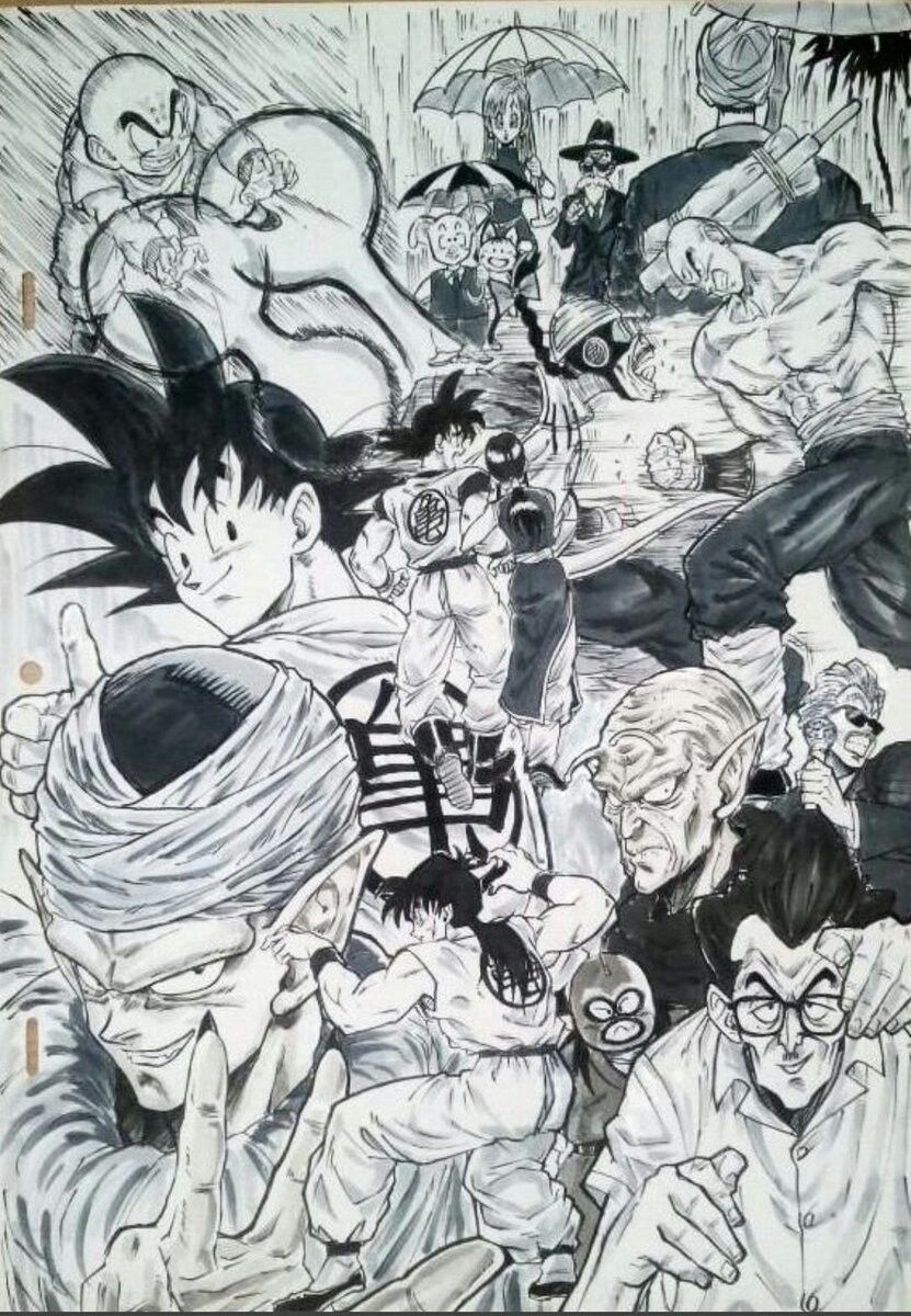Pin By Jeremyadams On Feel The Burn Pinterest Dragon Ball