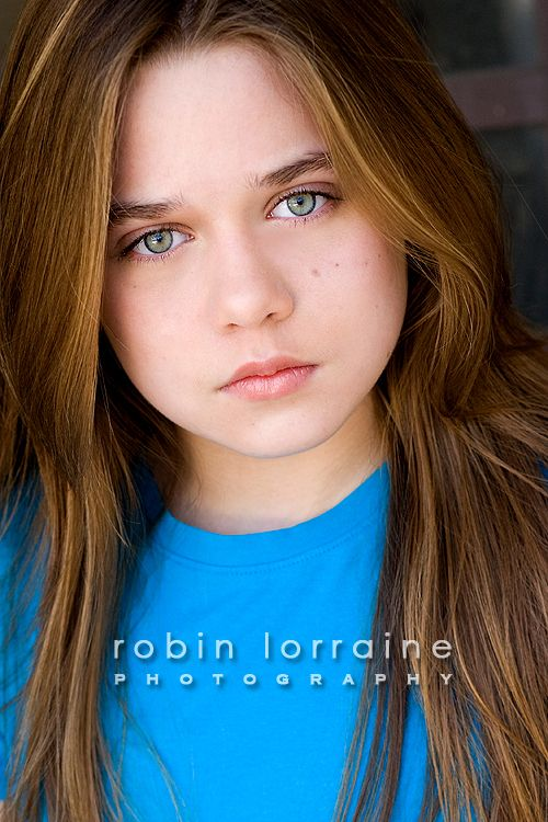 Sample children headshot image for printing actors 8x10 headshots ...