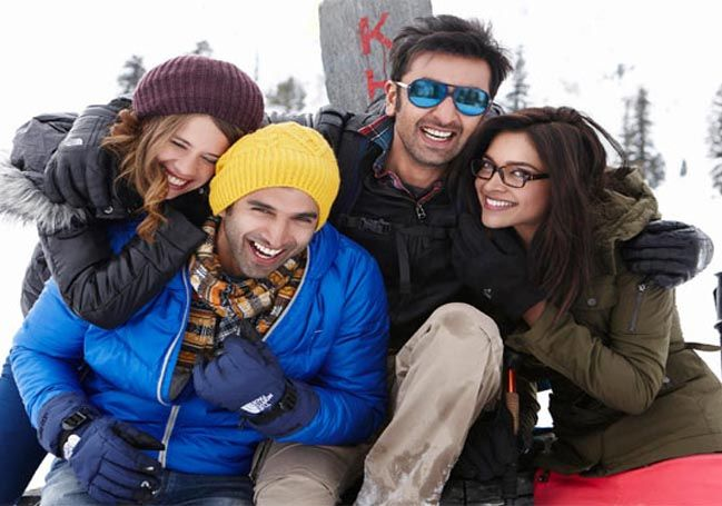 Yeh Jawani Hai Deewani Movie HD Wallpapers, Stills And Details