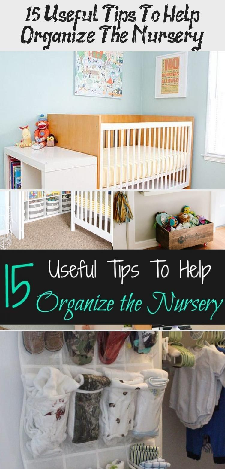 15 useful tips for organizing kindergarten - gender-neutral # des ...#des #genderneutral #kindergarten #organizing #tips