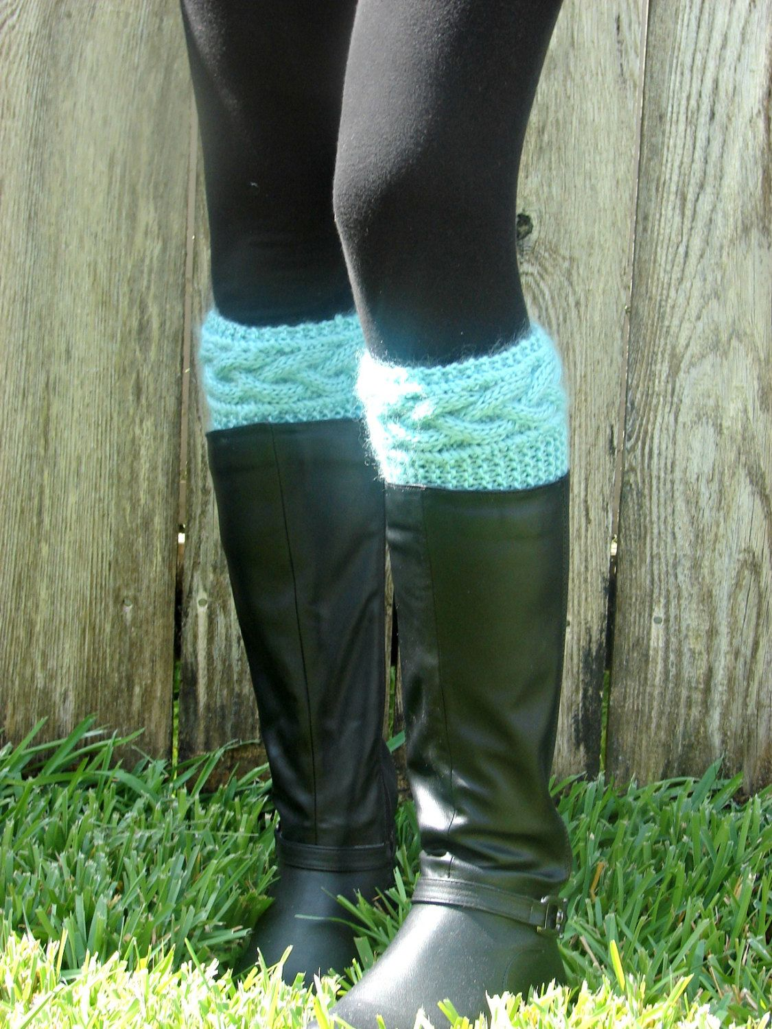 Willow Boot Cuff Knit Pattern by ALFrancesDesigns on Etsy ...