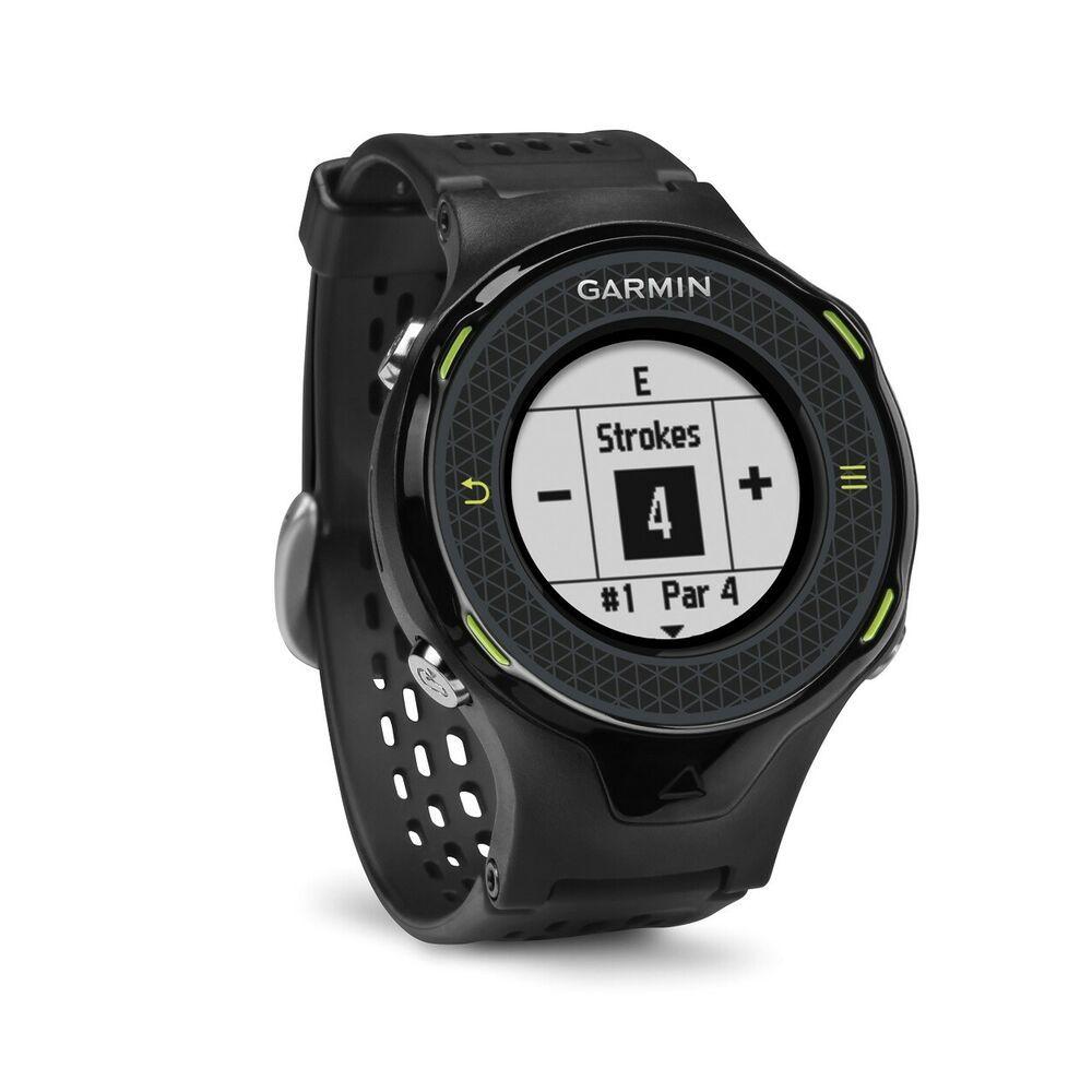 Ad(eBay) Garmin Golf Approach S4 GPS Watch Black 010