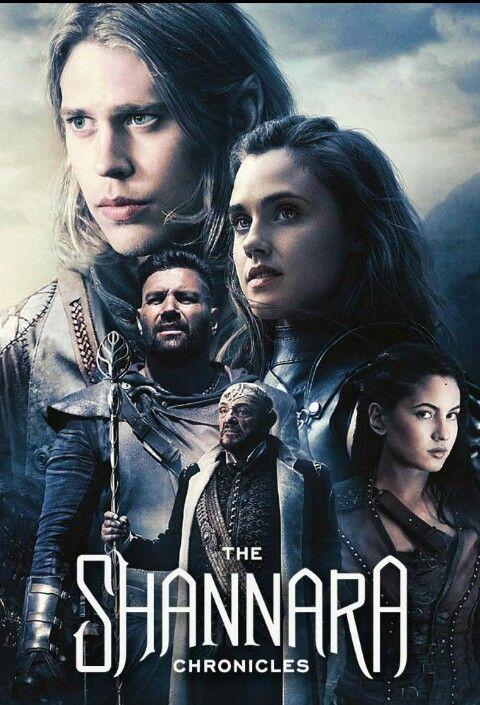 The Shannara Chronicles Les Chroniques De Shannara Personnage De Film Chronique