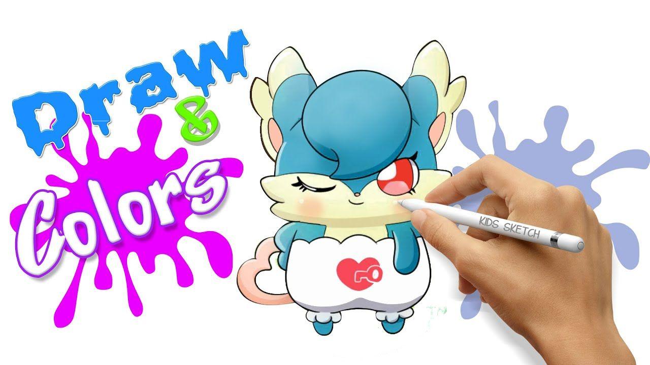 Cocotama Drawing For Kids تعليم الرسم للاطفال كيف ترسم انمي كوكوتاما Children Sketch Spongebob Drawings Drawing For Kids
