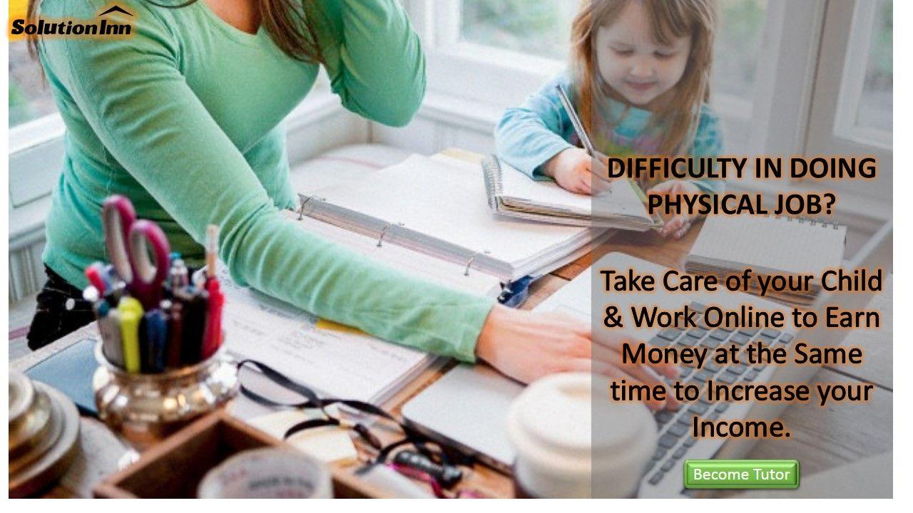 Online Tutoring Jobs. an online tutor with