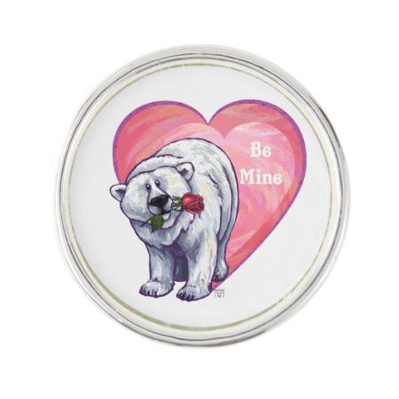 I Love Heart Polar Bears Kids T-Shirt