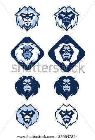 """Blue Yeti Logo"" Stickers by corinthiabrooke | Redbubble |Blue Yeti Logo"