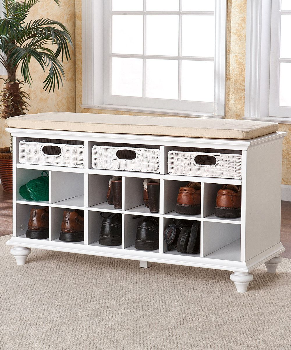 Chelmsford Entryway Shoe Bench | Practico | Pinterest