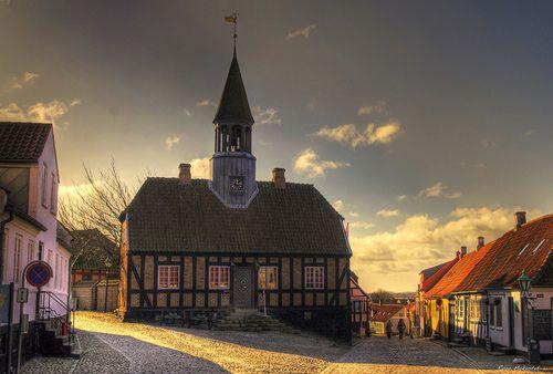 Ebeltoft Denmark Danmark