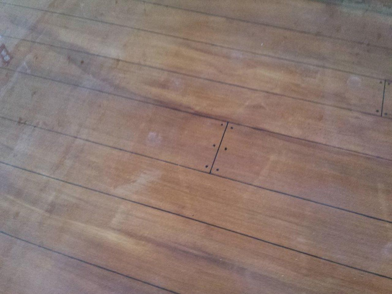 Concrete Wood Flooring In Ray C S Harley Davidson In Detroit