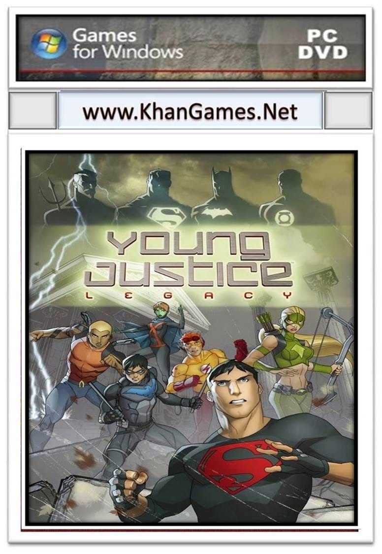 young justice pc game