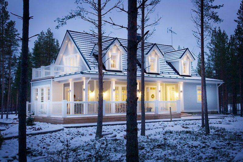 Suomen kauneimpia koteja