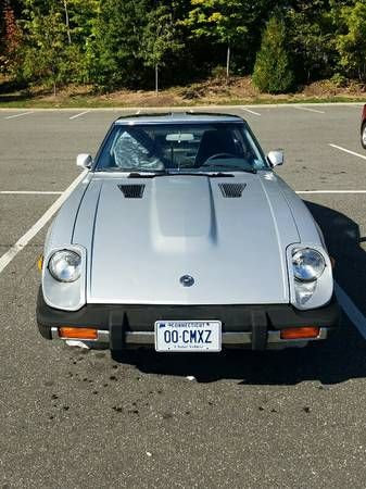 1981 Datsun 280zx Durham Ct 12000 Image 1 Of 8 1981 Datsun 280 Zx Condition Goodcylinders 6 Cylindersdrive Japanese Sports Cars Datsun Nissan Z Cars
