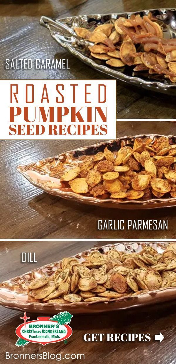 Roasted Pumpkin Seed Recipe, Salted Caramel Recipe, Garlic Parmesan, and Dill, Fall Recipes ,... Ro