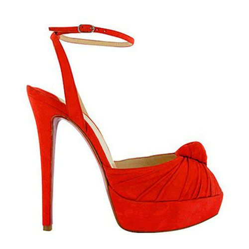 708d33895f3 Christian-Louboutin-Greissimo-Mule-Knotted-Sandals-Red | christian ...