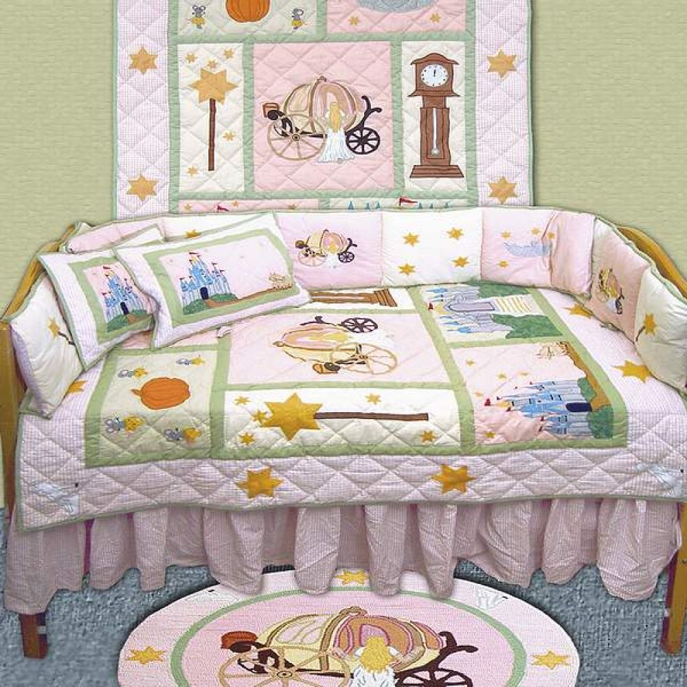 Baby quilts bed covers - Baby Bedding Set Fairy Tale Princess
