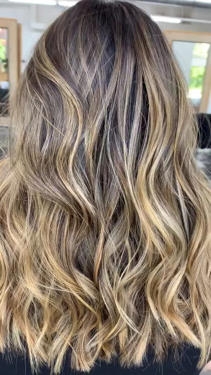 Photo of Dimensional Blonde Process