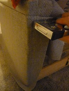 recover a couch diy this is sooo helpful for the home in rh pinterest com DIY Recover Sofa how to cover a sofa bed