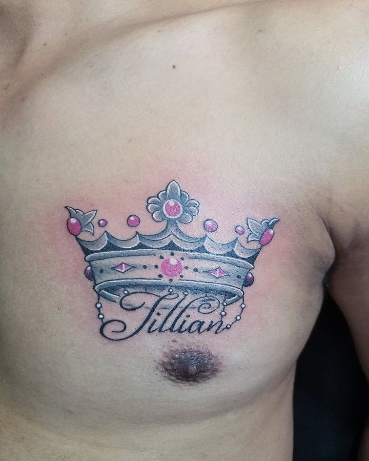 Tattoo Coronas Con Nombre Julián Pi Tattoo Pinterest Tattoos