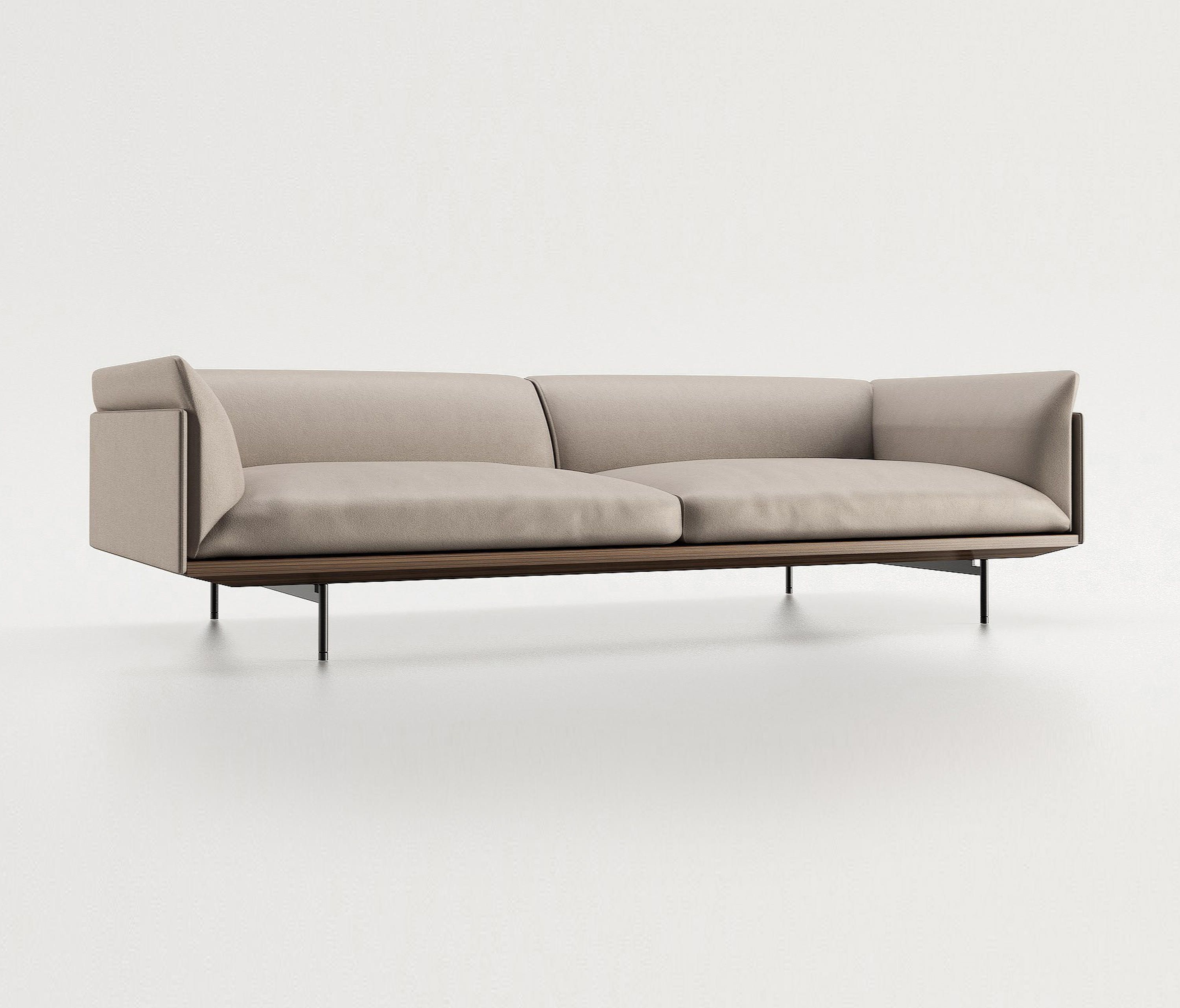 Corio by ENNE Lounge sofas Modern Sofa Pinterest
