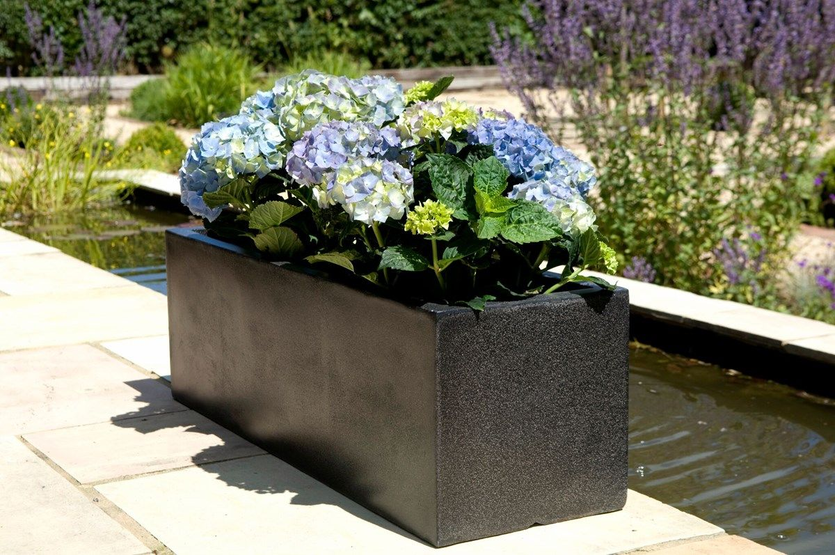 com rectangular collection planters fusion tall rectangle planter wide rpisite long