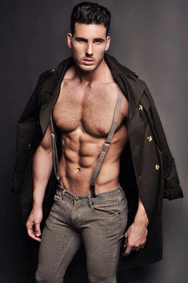 Shirtless Man Images, Stock Photos Vectors