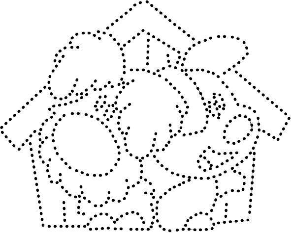 Desenho Pontilhado