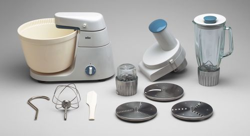 Multipurpose Kitchen Machine Braun Ag Frankfurt Germany