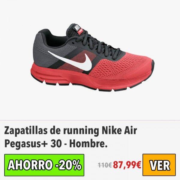 Zapatillas de running Nike Air Pegasus+ 30 – Hombre ...