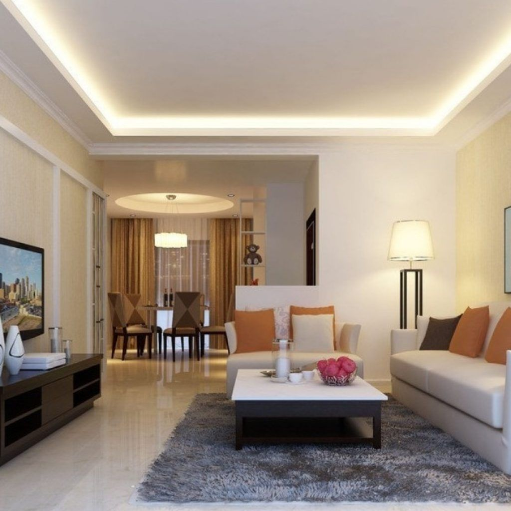 77 Really Cool Living Room Lighting Tips Tricks Ideas: Ceiling Designs For Your Living Room