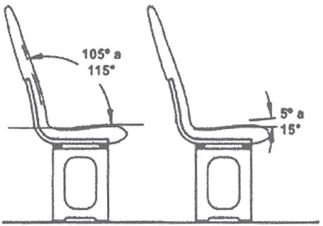 angulo asiento silla - Buscar con Google