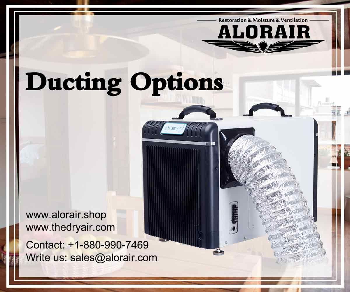 AlorAir® Sentinel HD90 Basement &Crawl Space Dehumidifier