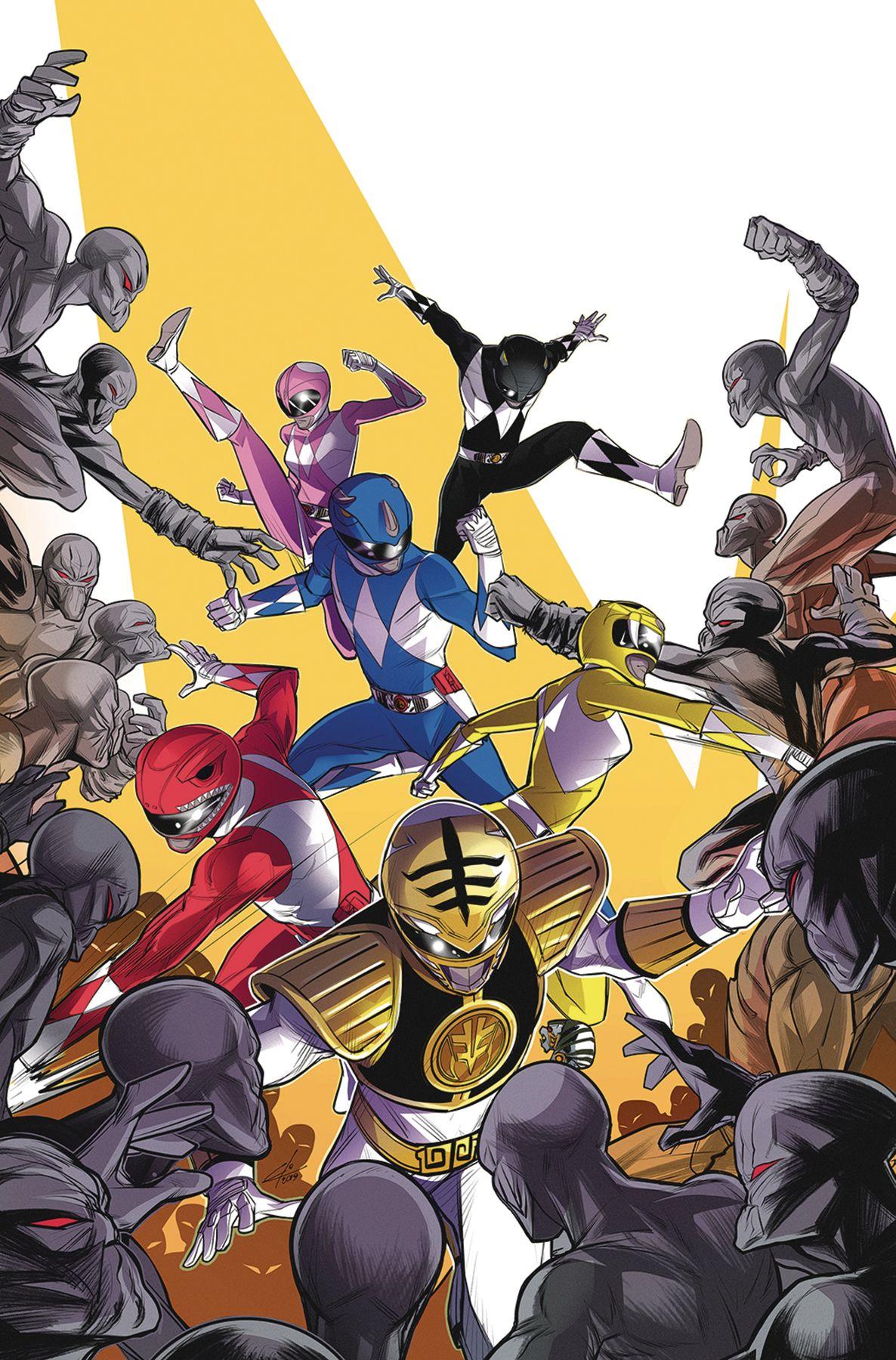 Art By Eleonora Carlini Slab City Comics Uk Comic Shop Specialising In Exclusive Variants Power Rangers Now Power Rangers Ranger