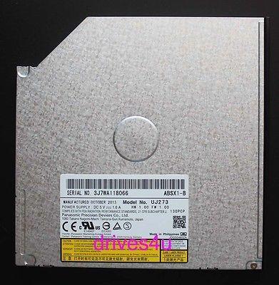Blu-ray BD/DVD Burner Drive For Panasonic UJ273 for Dell Latitude E6440 E6540
