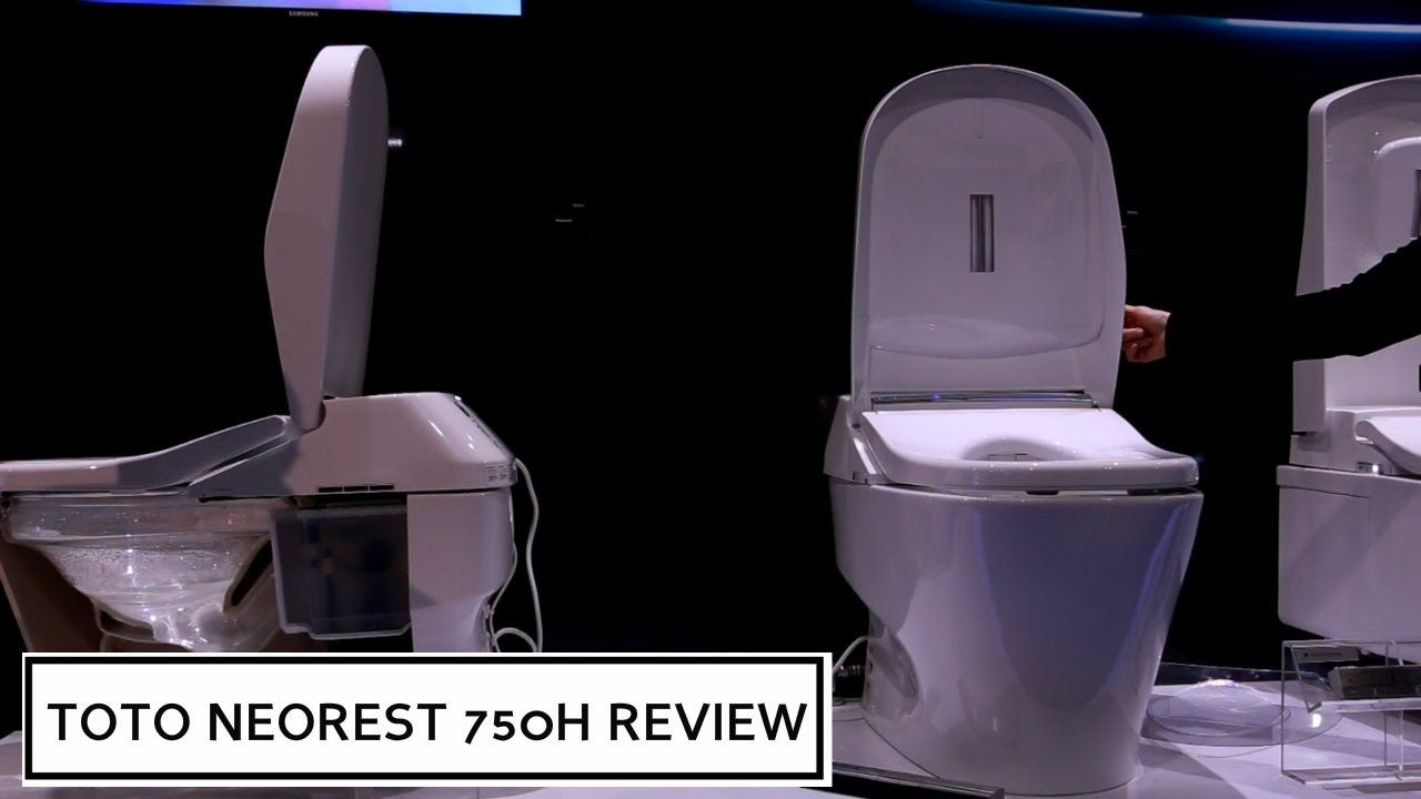 Toto Usa Neorest 750h Dual Flush Toilet Review Coffee Talk Ces 2017 Dual Flush Toilet Toto Coffee Talk