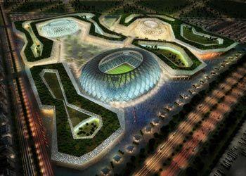 Qatar construirá 5 estadios especiales para el Mundial | Alto Nivel Estos espacios funcionarán en base a energía solar y serán erigidos en caso de que el emirato árabe gane la candidatura para la FIFA 2022.