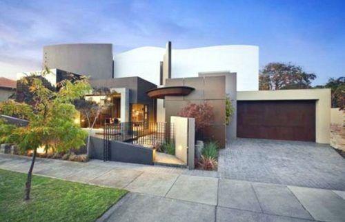 50 Gambar Rumah Lantai Mewah Gratis Terbaik