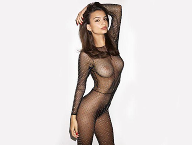 Emily Ratajkowski Aunque Traiga Vestido Sale Desnuda Nice 13