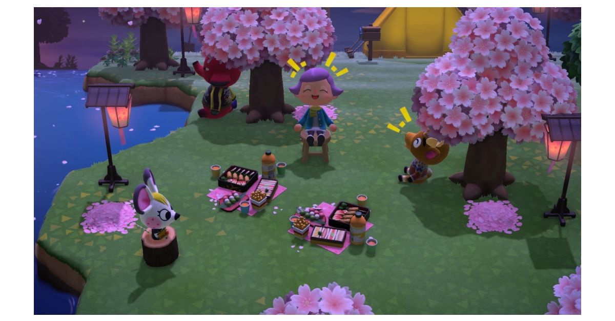 Nintendo Download Welcome To Your New Island Paradise In Animal Crossing New Horizons Animal Crossing Animal Crossing Qr Cute Cartoon Animals