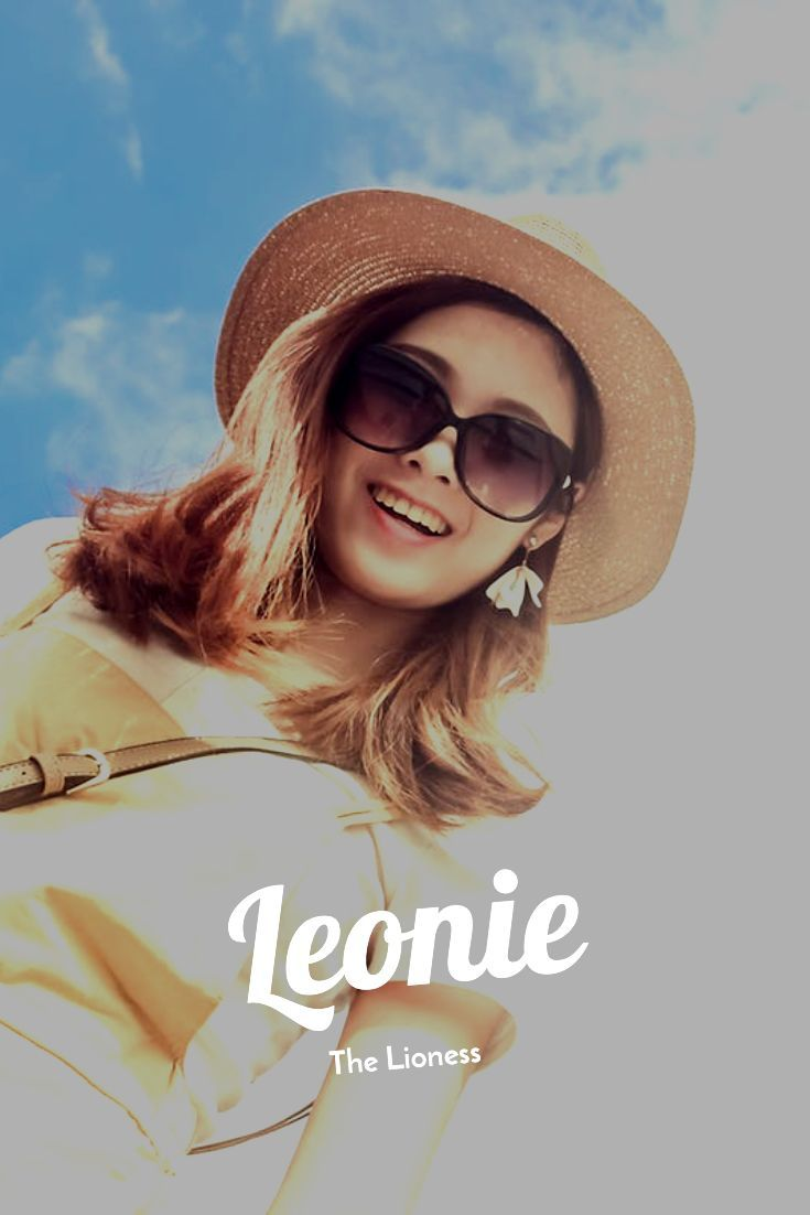 Girl Names  Stuff for Girls Leonie  The Lioness