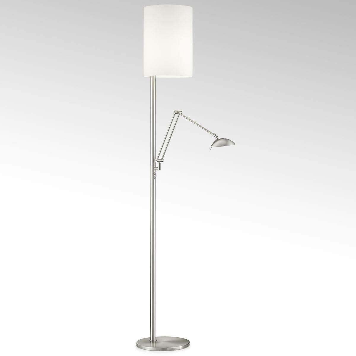 Stehleuchte Retro Orange Stehlampe Modern Led Stehlampe Mit