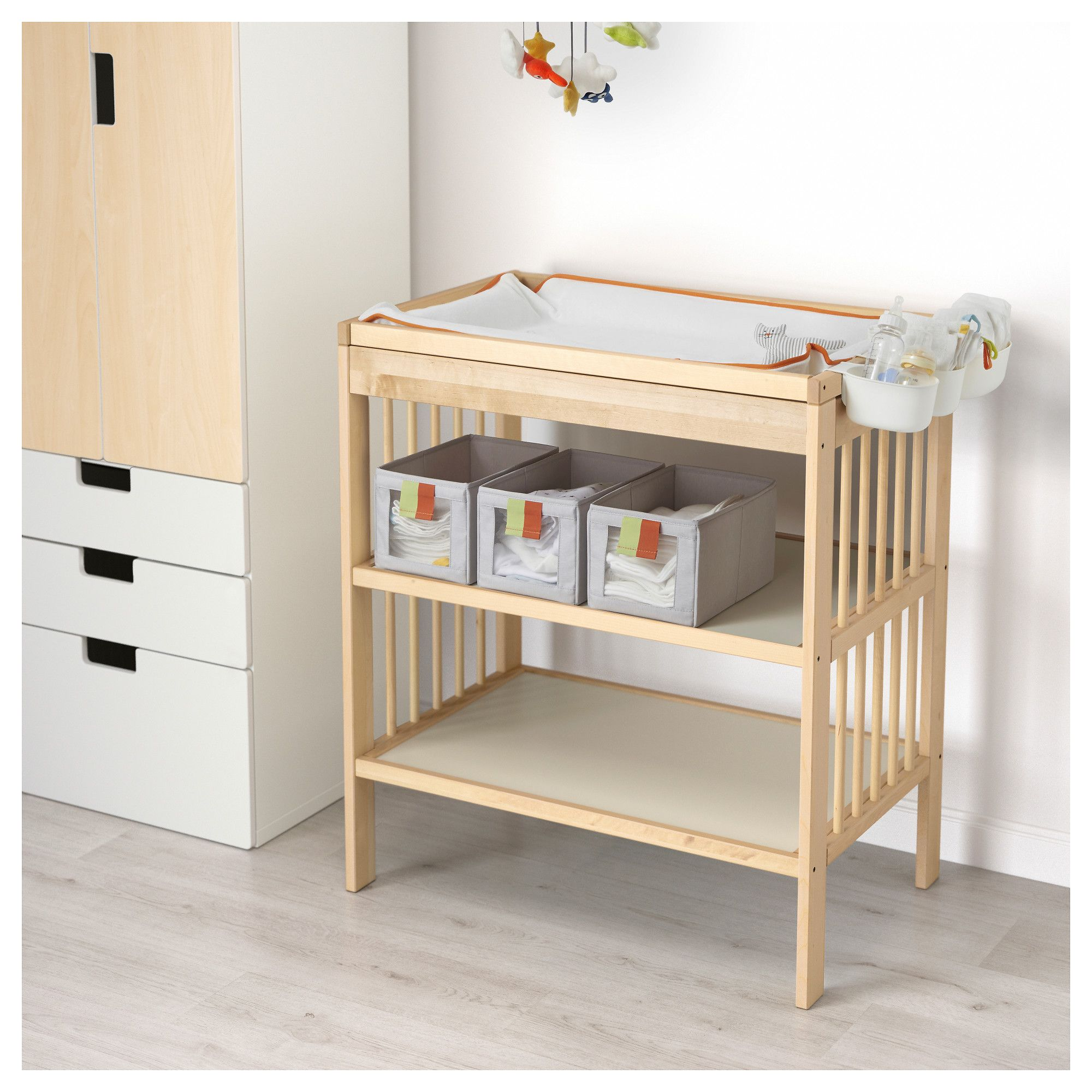 Ikea Gulliver Changing Table Comfortable Height For The Baby