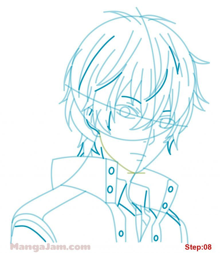How To Draw Haru Yoshida From My Little Monster Artofit