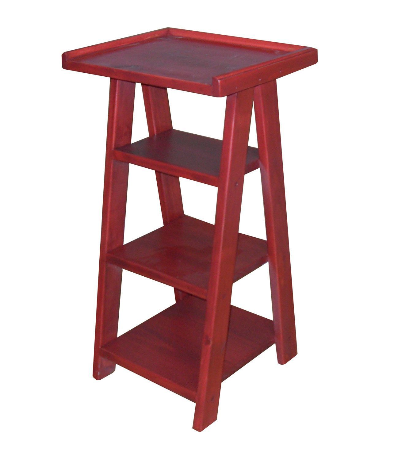 Ladder Telephone Table by 2 Day Designs 110