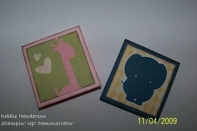 Debbie's Designs: Craft Fair Items