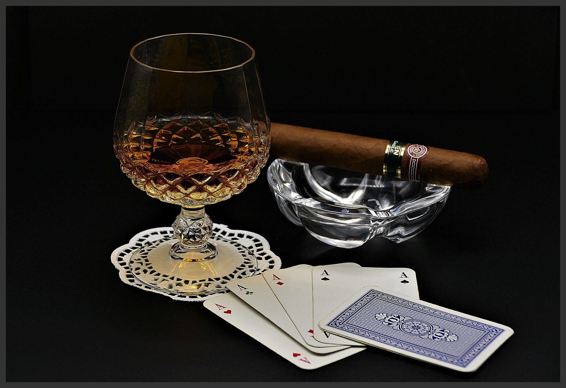 Cognac Poker Cigar * cognac poker zigarre cognac poker