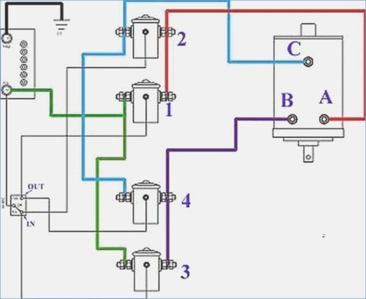 Warn Winch Wiring Diagrams, Warn Winch Solenoid Wiring Diagram Atv