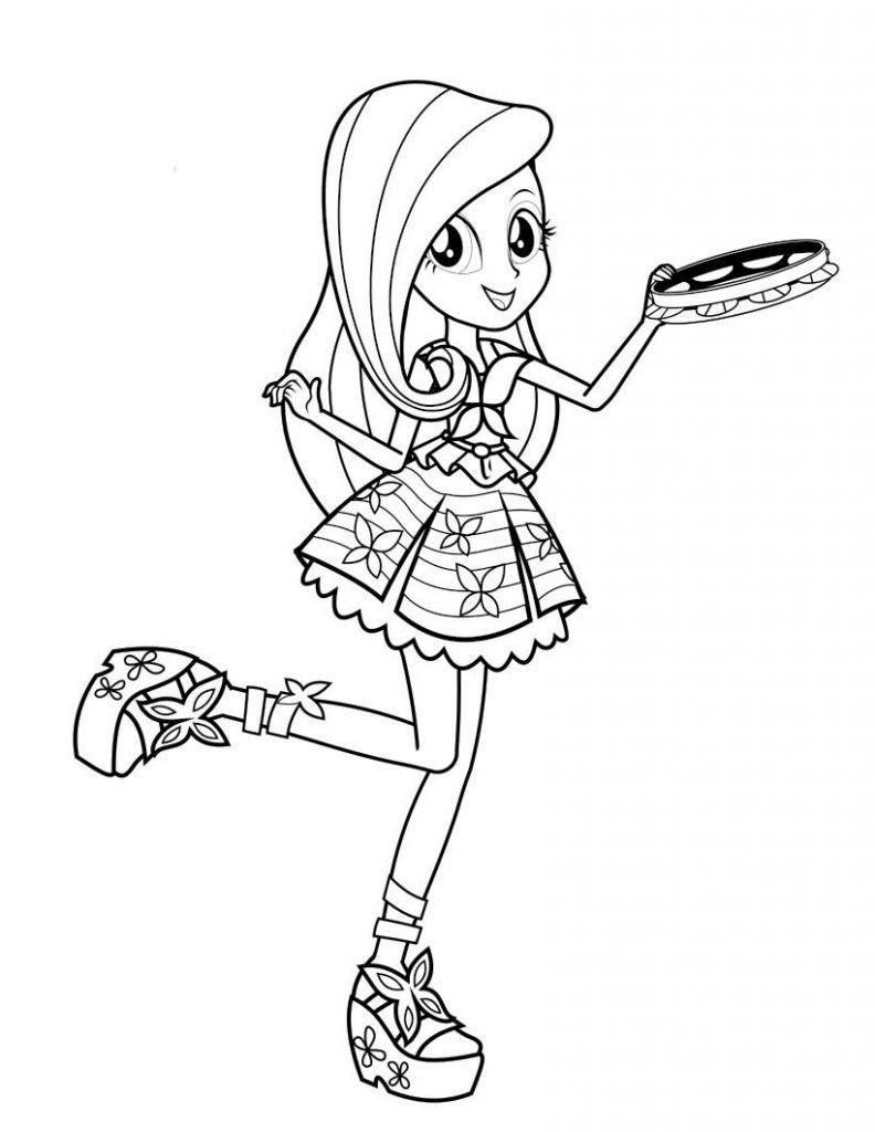 Equestria Girls Coloring Pages Cartoon Coloring Pages Coloring